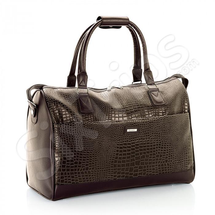 98d889f0566 ᐉ Пътна чанта 45см., еко кожа Cobalt цена 90 лв.