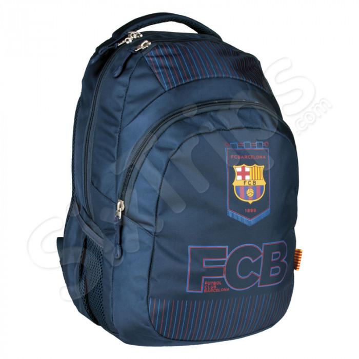 cd09f1b8781 ᐉ Раница FC-95 Barcelona в тъмно син цвят 44см цена 69.89 лв.