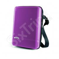 Стилна чанта за лаптоп I-Cocoon – лилава
