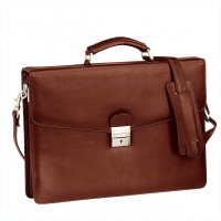 Бизнес чанта от естествена кожа - 1045002