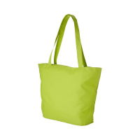 Цветна чанта Панама лайм