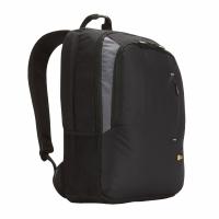 Черна раница за голям лаптоп Case Logic 17