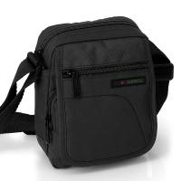 Чанта за рамо в черен цвят Gabol Crony