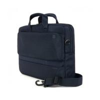 Стилна синя чанта за лаптоп Tucano 15.6