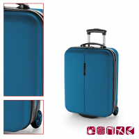 Твърд ABS куфар GABOL Paradise 10352103