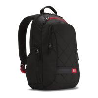 Удобна черна раница за малък лаптоп или пътуване Case Logic 14