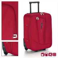 Текстилен куфар GABOL 55 см. червен - Week 10052108