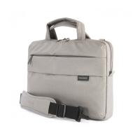 Сива чанта за лаптоп 13