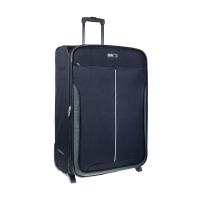 Черен куфар с две колела Carlton