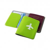 Портфейл за пътуване Voyage зелен