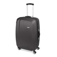 Среден размер куфар в сиво Gabol Line 68см