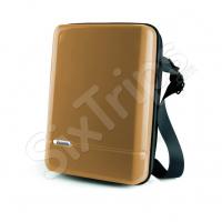 Вертикална чанта за лаптоп кафява I-Cocoon