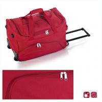 Червена пътна чанта на колела Gabol Week 50см, 41л
