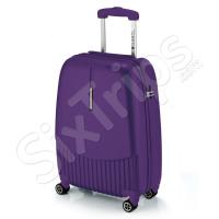 Голям лилав куфар Gabol Strip 76см.