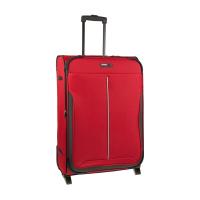 Червен куфар за ръчен багаж Carlton