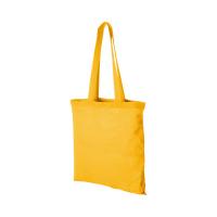 Памучна чанта за пазар Carolina, патешко жълто