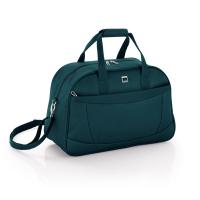 Пътна чанта - петролено зелено 42см