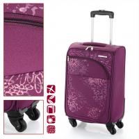 Лилав куфар за ръчен багаж Gabol Open