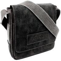 Кожена чанта за рамо Arizona Cross Over W23-03 BK
