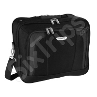 Пътна чанта за ръчен багаж Travelite Orlando, черна