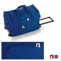 Малка пътна чанта на колела Gabol Week в синьо 50см