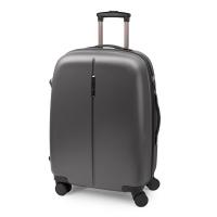 Твърд куфар на четири колела ABS пластмаса GABOL Paradise, среден размер