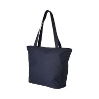 Цветна чанта Панама тъмно синя