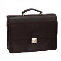 Бизнес чанта от естествена кожа - 1003801