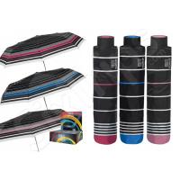 Черен чадър Perletti Technology