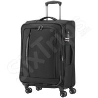 Куфар в черен цвят 69л Travelite CrossLite M