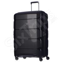 Голям черен куфар Puccini Shanghaj 100 литра