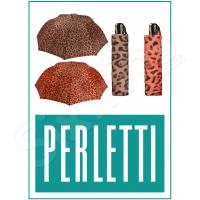 Дамски тигров чадър Maison Perletti