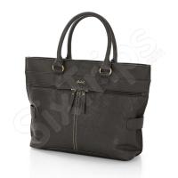 Сива дамска чанта за лаптоп Tribune 13.3