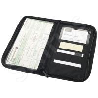 Портфейл за сам. билети, банкови карти и др.