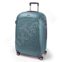Зелен куфар 90л Gabol Braid