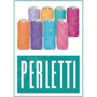 Компактен дамски чадър за път Perletti