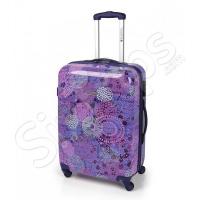 Дамски куфар с четири колела 65см Gabol Spice
