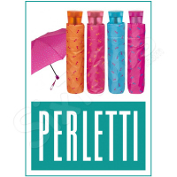 Чадър Perletti - различни цветове