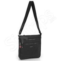 Черна чанта за през рамо Gabol Key