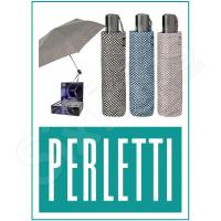 Унисекс чадър в 3 цвята Perletti Technology