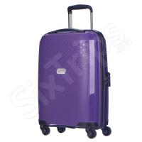 Куфар в лилаво Puccini Havana 55см