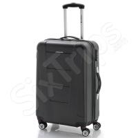 Черен куфар среден размер Gabol Boston