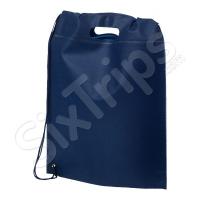 Тъмно синя чанта за пазар с презрамки Freedom