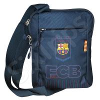 Тъмно синя чанта за рамо FC-98 FC Barcelona