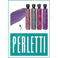 Дамски чадър Perletti със свеж дизайн