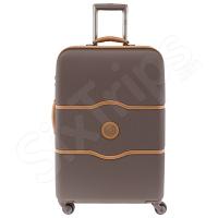 Куфар в цвят шоколад 67см Delsey Chatelet Air