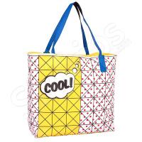 "Свежа жълта чанта за плаж ""Cool"" HatYou"
