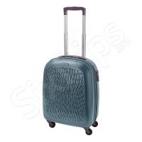 Зелен куфар с четири колела Gabol Braid 55см