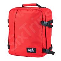 Свежа червена раница и чанта 2в1 Cabin Zero