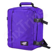 Лилава раница-чанта за Wizz Air Cabin Zero